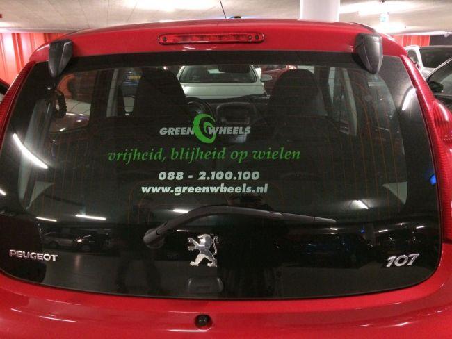 Greenwheels car