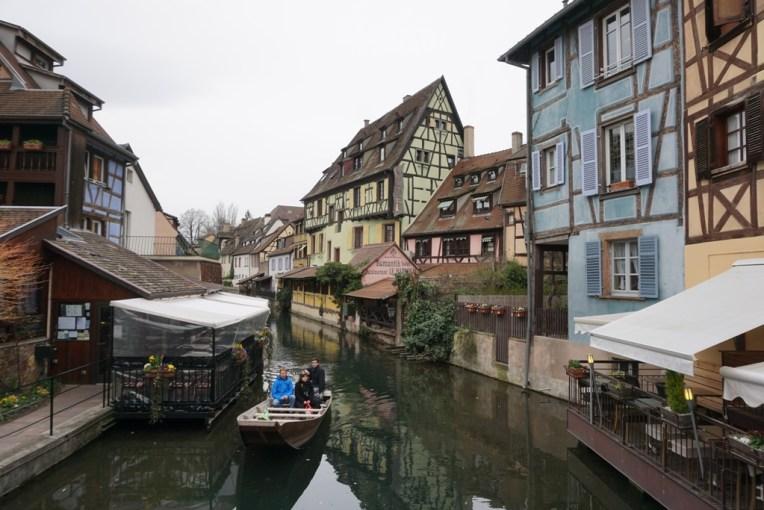La petite Venice in Colmar