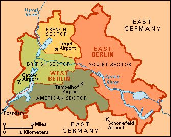 Berlin after 1945