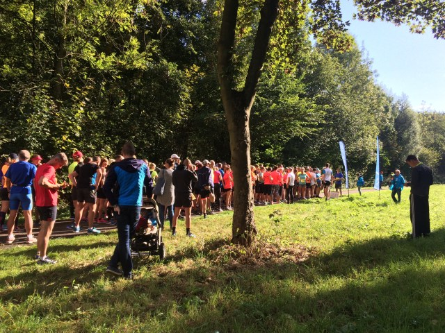 Para peserta 10km