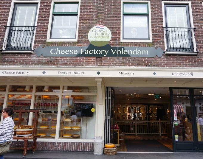 Pabrik keju Volendam