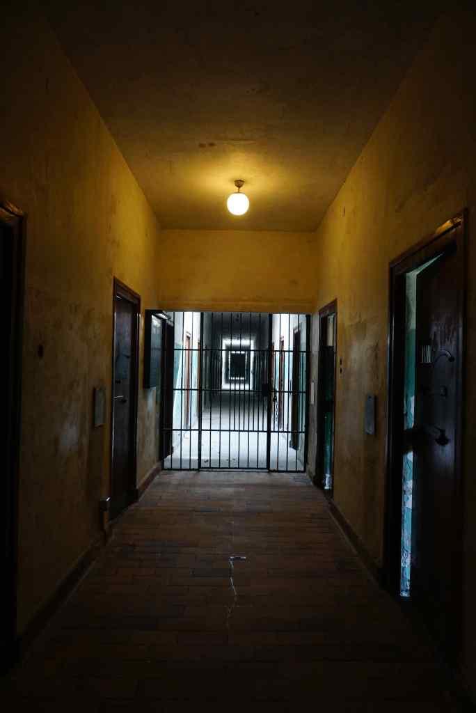 Dachau Camp Concentration
