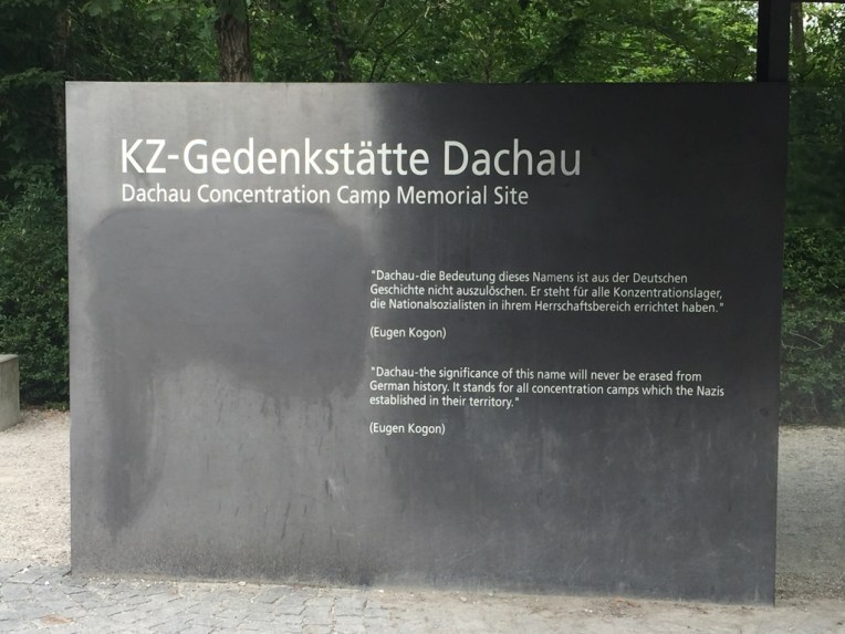 Dachau Concentration Camp Memorial Site