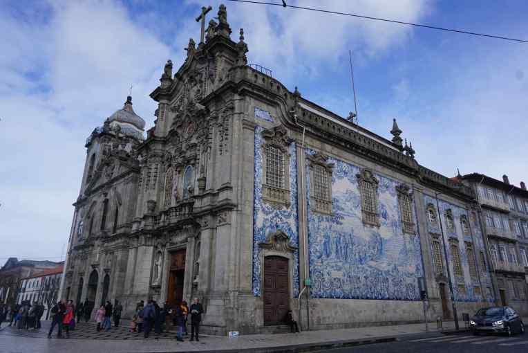Igreja Do Carmo di Porto - Portugal