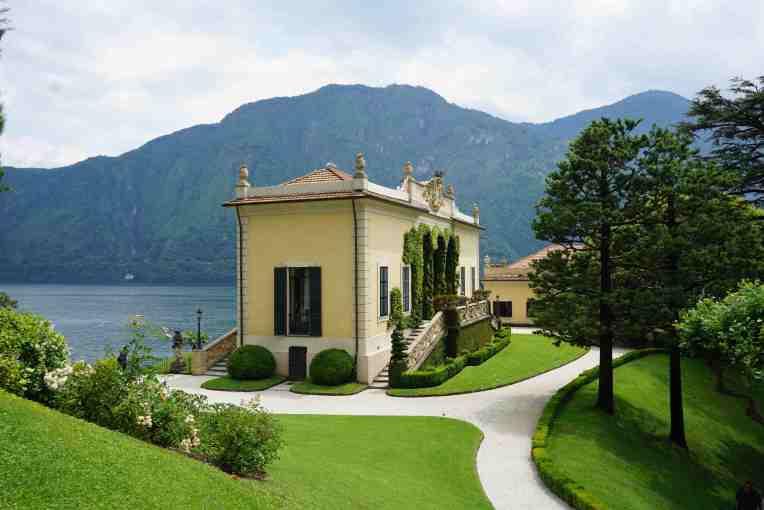 Villa Balbianello - Lake Como - Italy