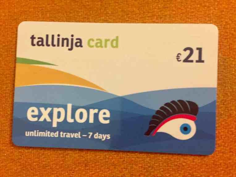 Kartu transport yang kami gunakan selama di Malta
