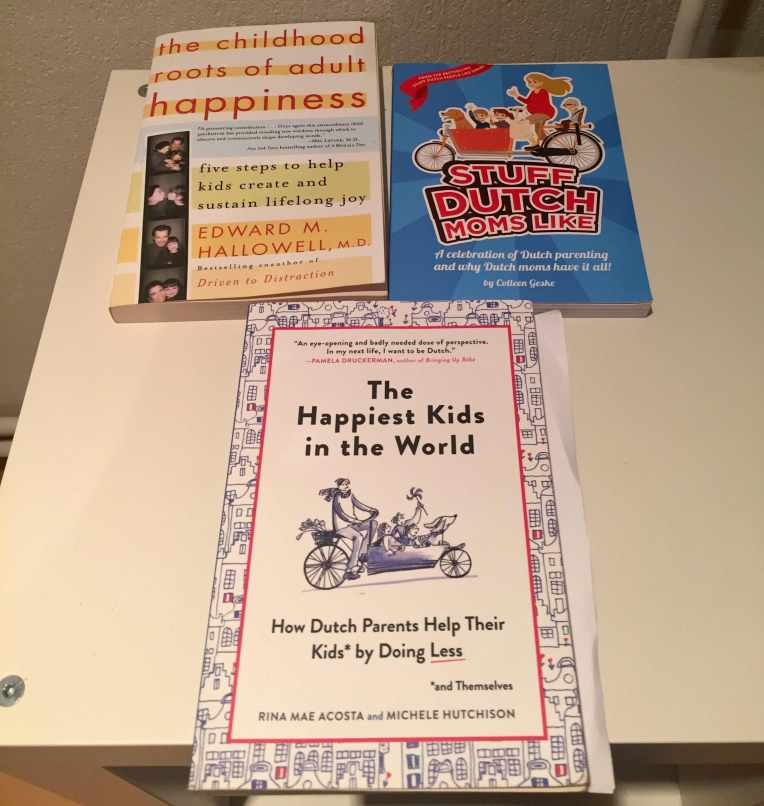Buku-buku parenting