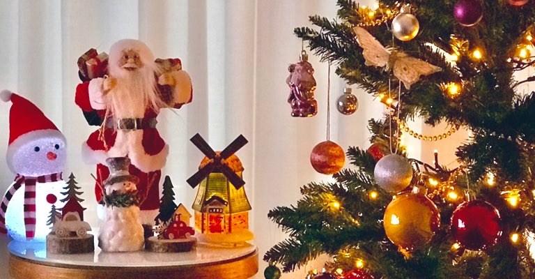 Pohon Natal Kami