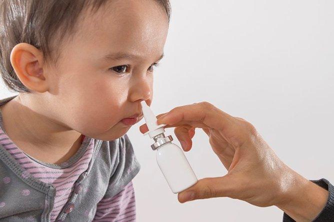 Image result for flu children nasal spray