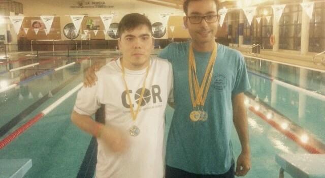 Los éxitos continúan viniendo de la mano de nuestros nadadores.
