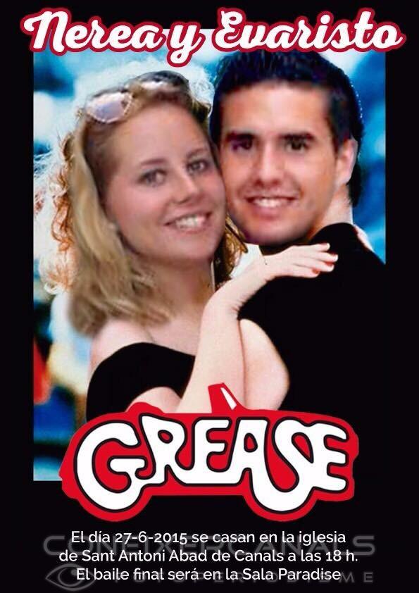 Nerea i Evaristo es casen!
