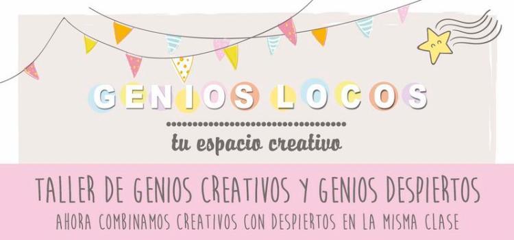 Taller de genios creativos y genios despiertos