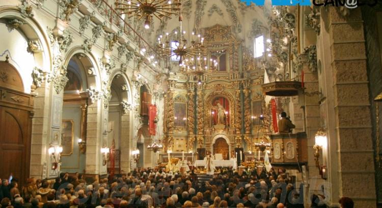Concretados los actos religiosos de las fiestas patronales de Canals a los que sólo se podrá acceder con invitación.