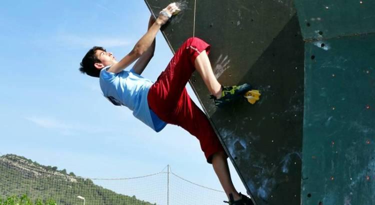 2ª Prueba Copa Escalada Bloque de la CV en Pobla de Tornesa