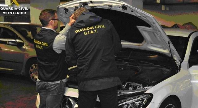 La Guardia Civil esclarece un robo con violencia en un comercio de Llanera de Ranes