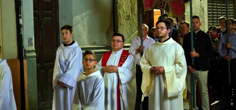 Hoy será ordenado diácono el canalense Jordi Cerdá Juan