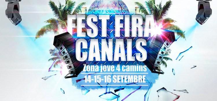 Fest Fira Programació Zona Jove 14-15 i 16 de setembre