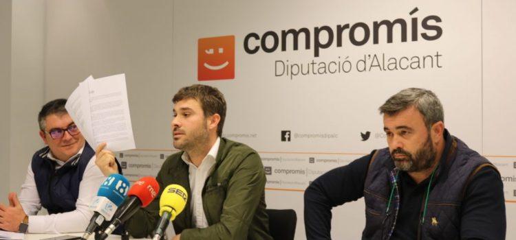 Compromís per Montesa manifiesta su malestar por la politización de una charla informativa sobre la naranja.