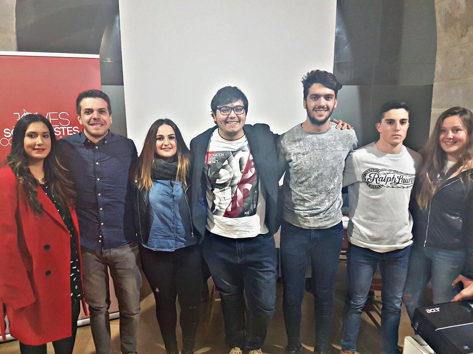 El rotglaner Abel Martí  és escollit nou secretari general dels Joves Socialistes de la Costera – la Canal de Navarrés.