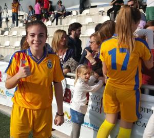 Alejandra y Noelia, de nuevo convocadas con España Sub-19