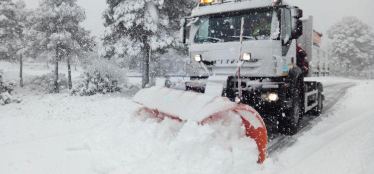 Una borrasca provocará que las temperaturas caigan a valores invernales en los próximo dias