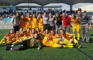 Las Sub-16 jugarán las Finales contra Andalucía y en 'casa'