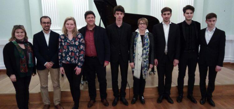 """Les audicions de Piano clausuren la XVIII edició del Concurs de Jóvens Intèrprets """"Ciutat de Xàtiva"""""""