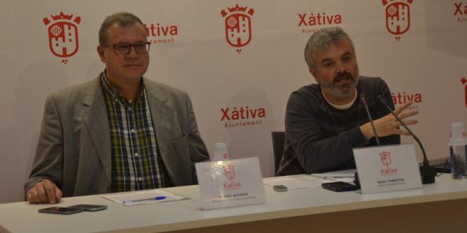 Xàtiva presenta una nova web de Participació Ciutadana incorporant les TIC als processos participatius