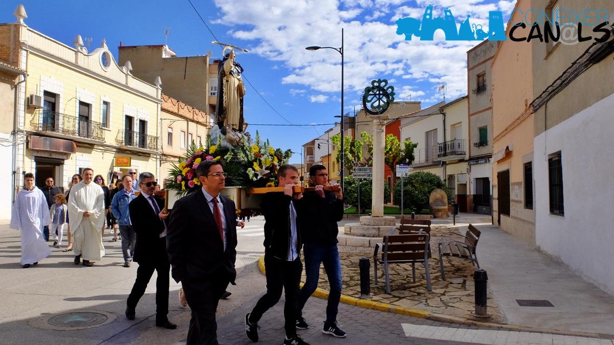 Sant Vicent 2018: Trasllat a la Torreta i repartiment del pa beneit
