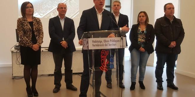 Roger Cerdà reivindica les inversions en infraestructures ferroviàries compromeses en el Pla de Rodalies