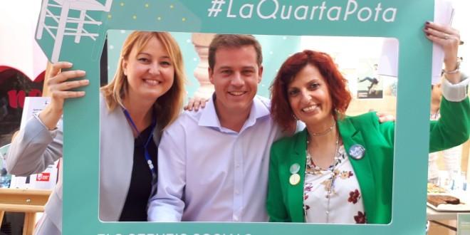 Xàtiva obri les portes de Benestar Social a la ciutadania