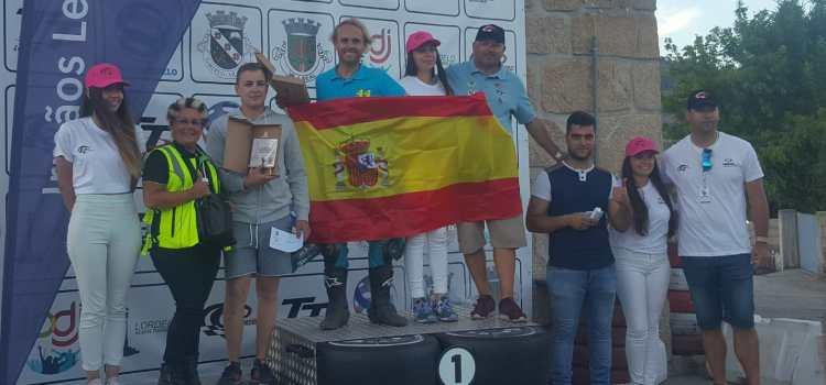 Motociclismo: El piloto de Canals Jose Navalón Campeón en el GP-TT de Lordelo en Portugal