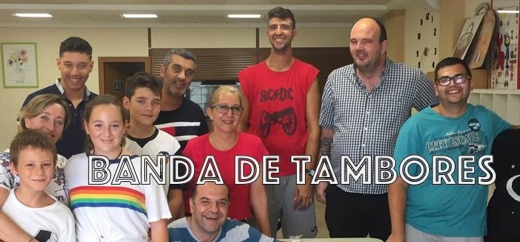 DINAR BANDA DE TAMBORS