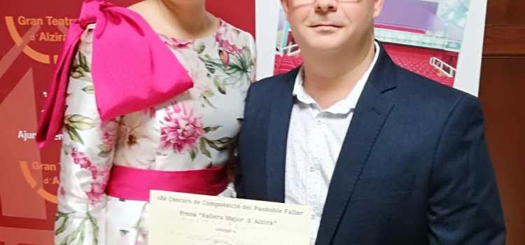 El compositor de Canals, José Manuel Martínez, ha ganado el Concurso de Composición de Alzira.