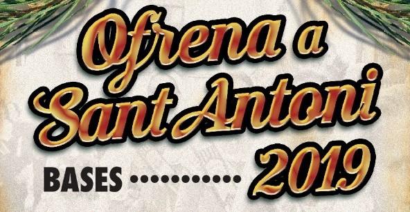 Comencen els preparatius de l'Ofrena a Sant Antoni de les Festes Patronals
