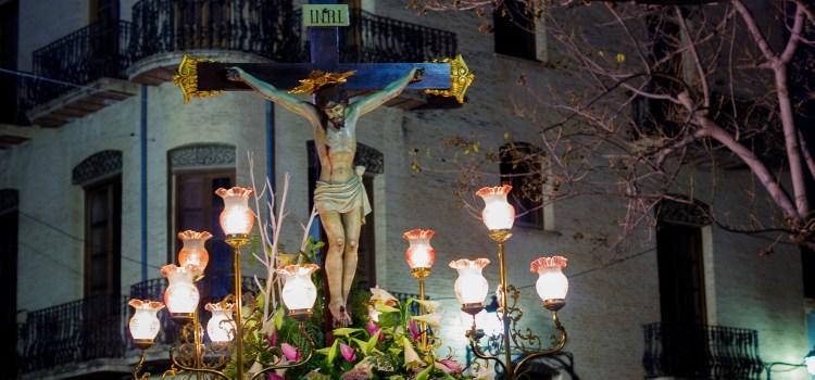 Fiesta del Cristo de la Salud en Canals.
