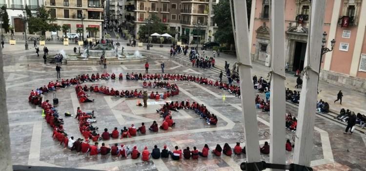 El Sivera Font celebra el Nadal a València en el seu 25é aniversari.