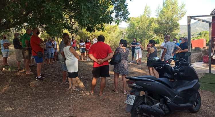 Se crea una Asociación de Vecinos en Canals para adoptar medidas de autoprotección ante la oleada de Robos