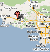 thousand-oaks-dentist-map