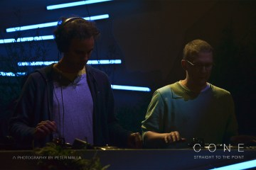 Floating Points & Four Tet live at Weather festival 2015 on Cone Magazine