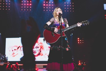 Madonna on Cone Magazine