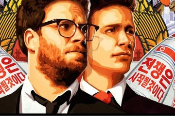 The Interview, James franco and seth rogan on Cone magazine