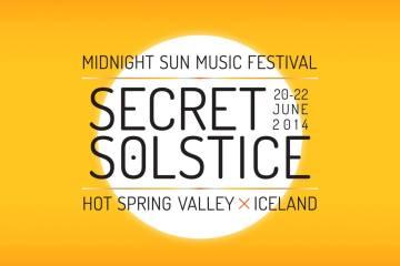 Secret Solstice festival|Cone Magazine