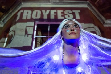 Troyfest 2014, Cone Magazine.