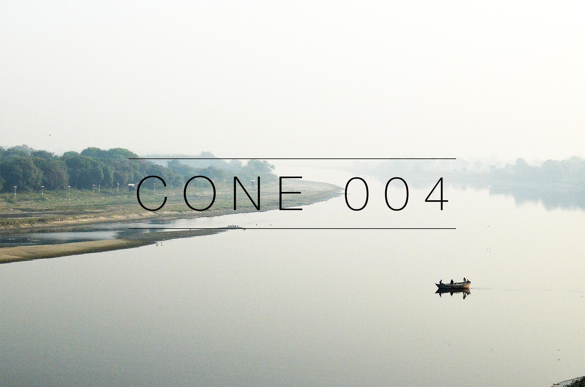 Cone 004 Playlist /\ Cone Magazine