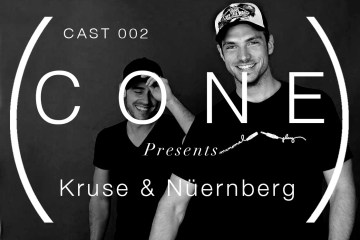 Cone Cast Kruse & Nuernberg on cone magazine