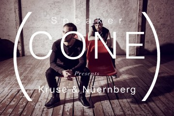 Speaker Cone Kruse & Nuernberg on Cone Magazine