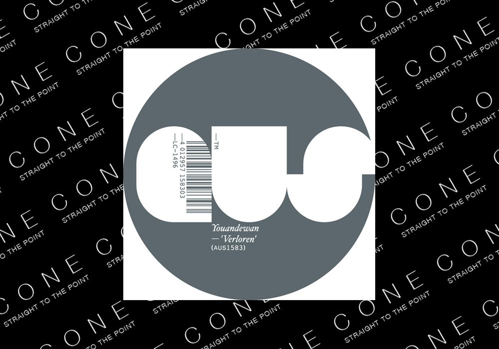 Music review // Youandewan - Verloren EP on Cone Magazine