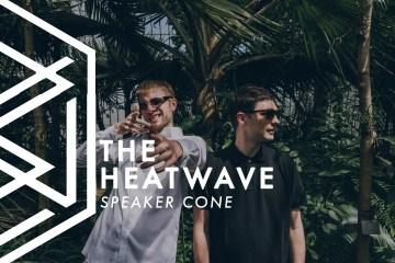 The Heatwave interview, Speaker Cone, Cone Magazine, Ben and Gabriel