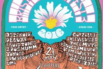 Bristol Psych Fest 3 /\ Stolen Body Records